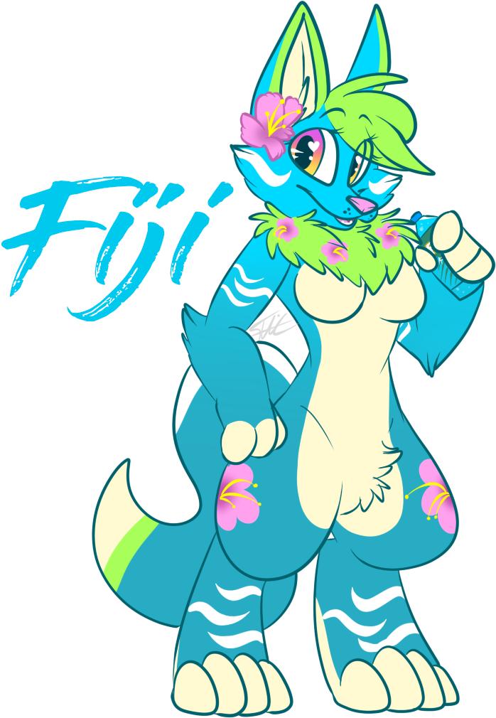 Fiji Fox by MercenaryBuster