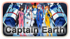 Captain Earth Stamp by Kheila-S