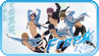 Free! -Eternal Summer- Stamp by Kheila-S