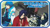 DRAMAtical Murder - Stamp by Kheila-S