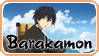 Barakamon - Stamp by Kheila-S