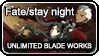 Fate/stay night: Unlimited Blade Works - Stamp by Kheila-S