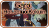Garo Honoo no Kokuin - Stamp by Kheila-S
