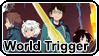 World Trigger - Stamp by Kheila-S