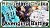 Hitsugi no Chaika: Avenging Battle - Stamp by Kheila-S