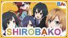 SHIROBAKO - Stamp by Kheila-S
