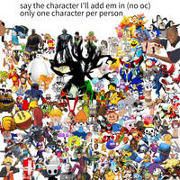 Say the name I add em by Pac-Man357