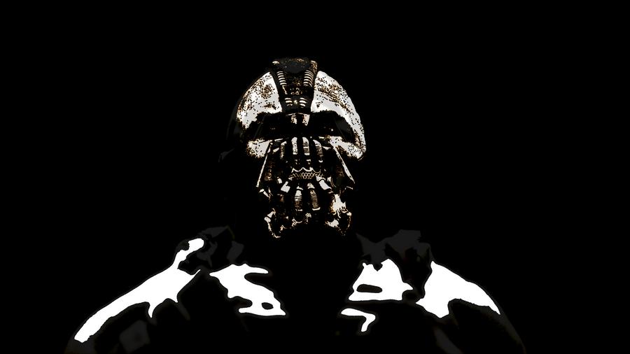 The Dark Knight Rises Bane Wallpaper