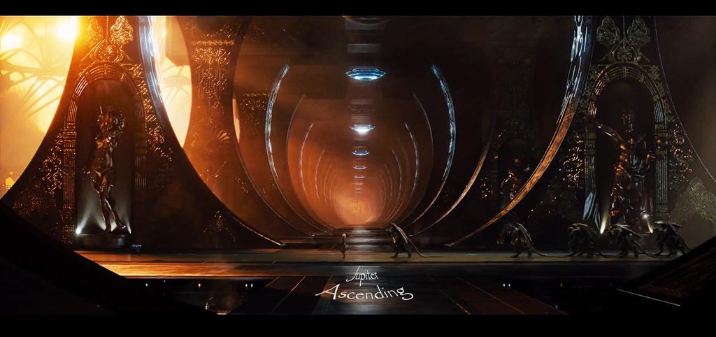 Jupiter Ascending Retina Movie Wallpaper: Jupiter Ascending Wallpaper By Nmorris86 On DeviantArt
