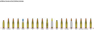 Annealed 6.5mm bullets