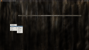 A screenshot preview: Sawfish