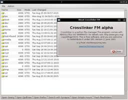 Crosslinker FM (screenshot 3)
