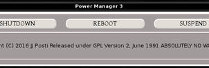 Power manager (V.3:PyQT)