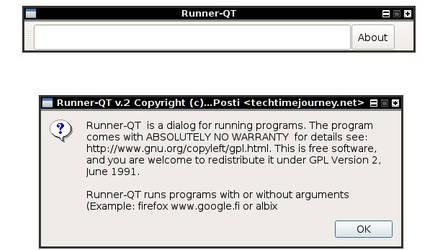 Runner-QT v.2