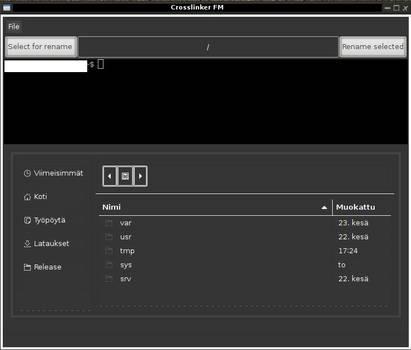 Crosslinker FM 2017 Reboot version 1. (GPLv.2)