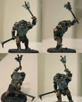 Mordor Troll Chieftain (converted custom)