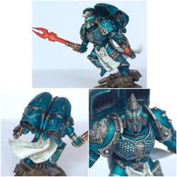 Pre-Heresy Alpha Legion Praetor