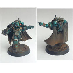 Alpha Legion Consul/ Centurion by ak1508