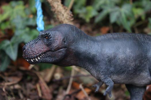 Tyrannosaurus Rex sculpture 1:35 scale by ak1508