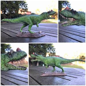 Ceratosaurus nasicornis/dentisulcatus, 1:20 scale