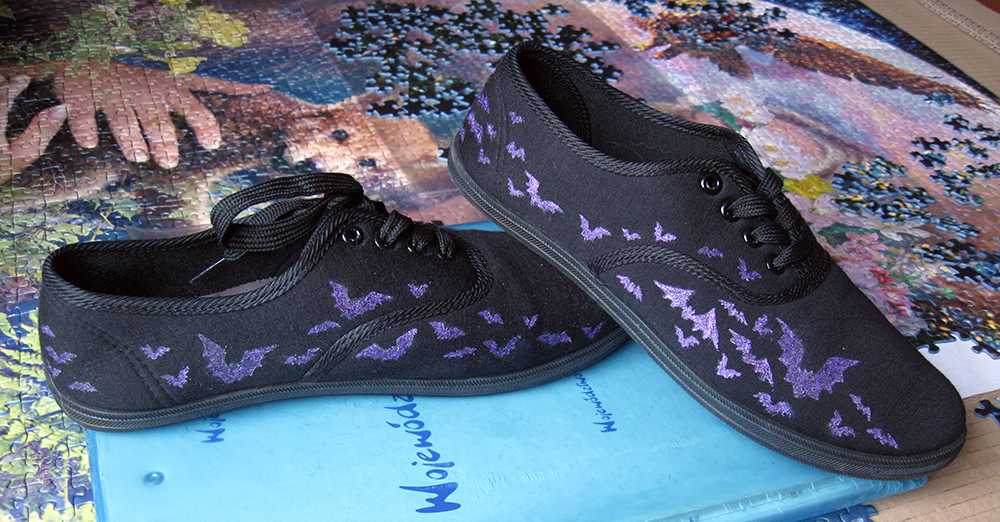 Bat Shoes by Xellas-de-Xan