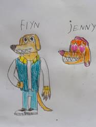 Flynn Buddy.