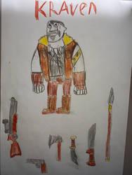 MARVEL Kraven the Hunter