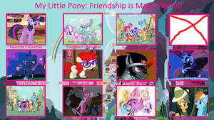 My Little Pony Controversy Meme (by DR)