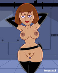 Maddie Fenton by Freeman2