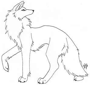 Female Wolf By 0krypton0 On Deviantart