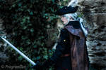 Lady Maria of the Astral Clocktower - Cosplay #3