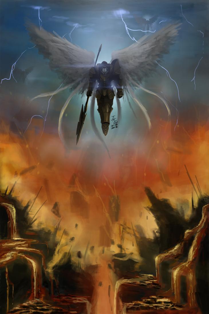 Armageddon by ianskie1