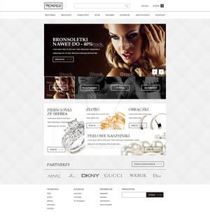 Temper jewellery