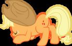 Applejack Bowing