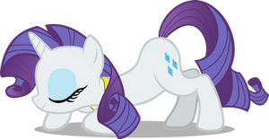 Rarity Bowing