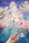 blossom by ayjaja