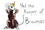 Hail the keeper of Brownies