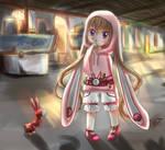 Tsukuyomi Ai Imagination-Machinist by CrisisNoi