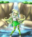 Macne Petit Fantasy-Greenmaiden by CrisisNoi