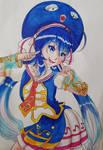 Otomachi Una Sugar by CrisisNoi