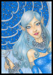 .:Princess Dreamdawn:. by blue-willow