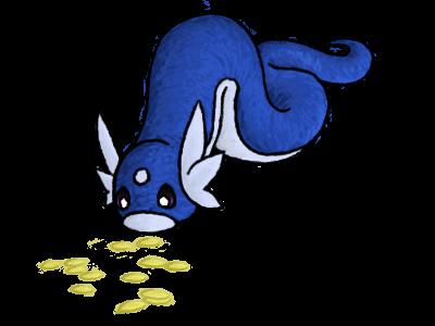 Starter Poké Collection Dratini__s_coins_by_serenelittlerose-d59cig9