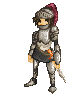 knight sprite by sarydactl