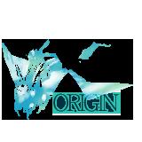 Origin Logo (1) by sarydactl