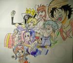 One Piece - Straw Crew Hat