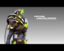 Protoss Vanguard by SgtHK