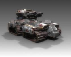 Arclite Siege Tank - Tank Mode by SgtHK