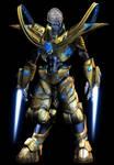 Protoss Zealot 2