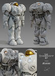 StarCraft II Terran Marine