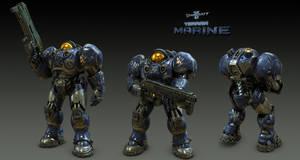 Marine Poses